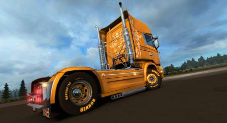 Euro Truck Simulator 2 Mighty Griffin Tuning Pack DLC 8