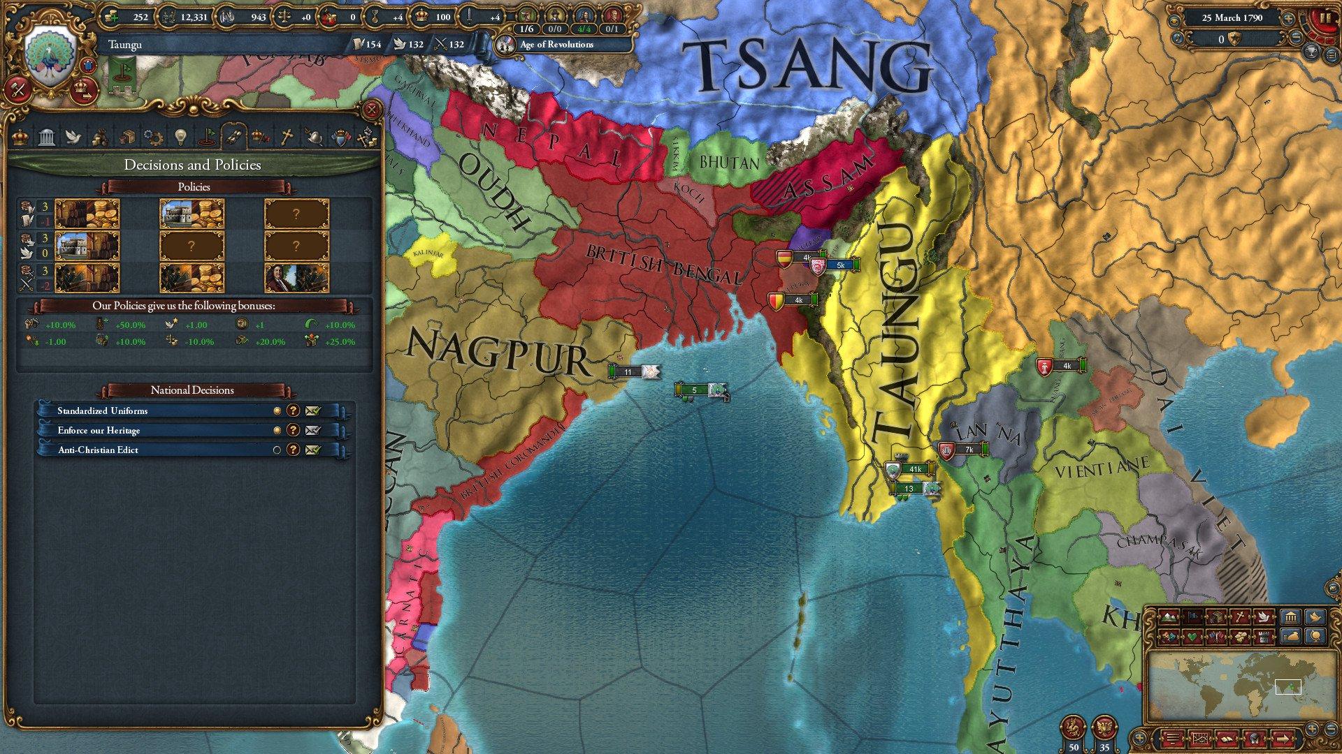 Europa Universalis IV Dharma 5