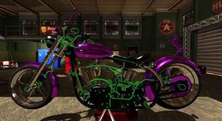 Motorbike Garage Mechanic Simulator 1