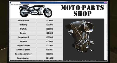 Motorbike Garage Mechanic Simulator 11
