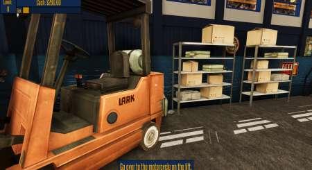 Motorbike Garage Mechanic Simulator 12