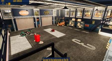 Motorbike Garage Mechanic Simulator 2