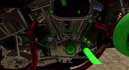 Motorbike Garage Mechanic Simulator 3