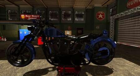 Motorbike Garage Mechanic Simulator 5