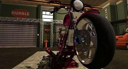 Motorbike Garage Mechanic Simulator 7