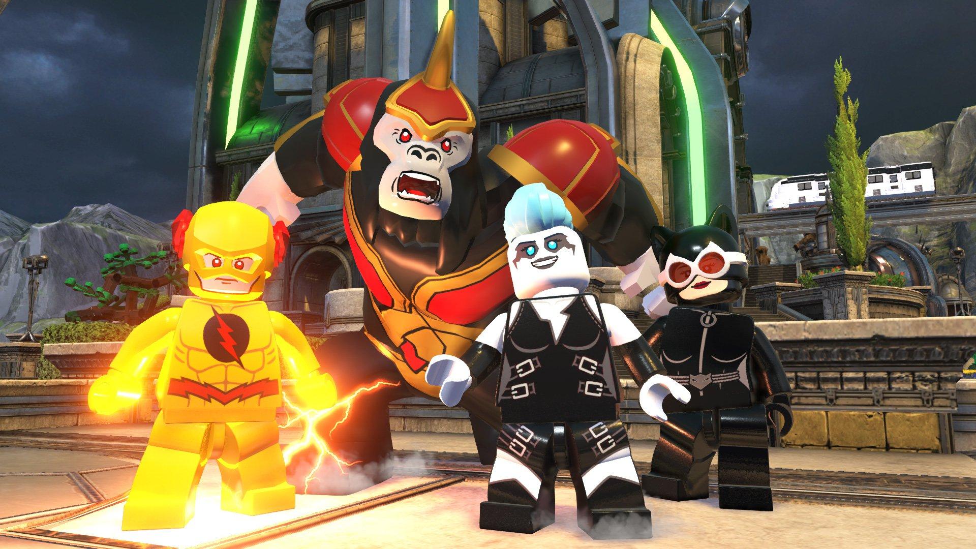 LEGO DC Super-Villains 1