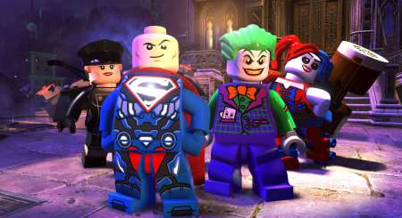 LEGO DC Super-Villains 5