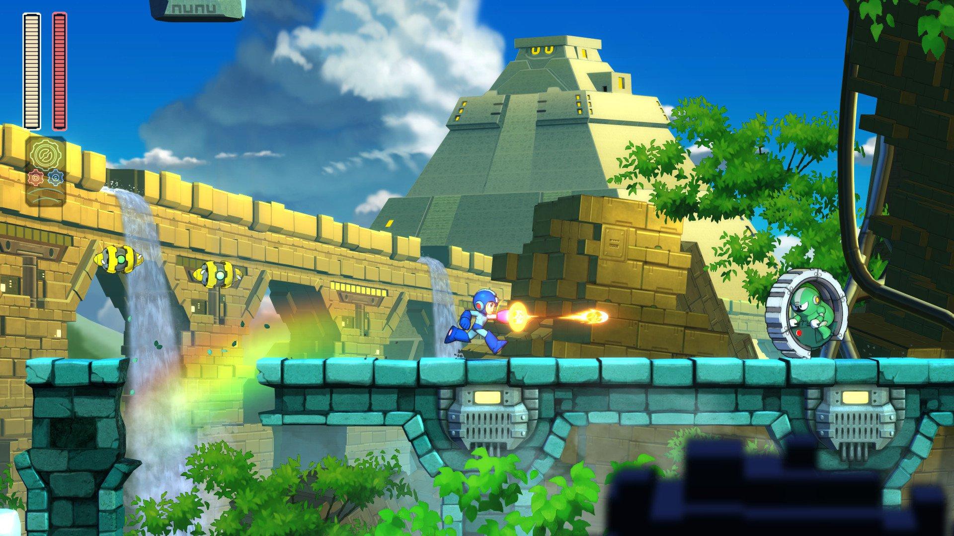 Mega Man 11 3