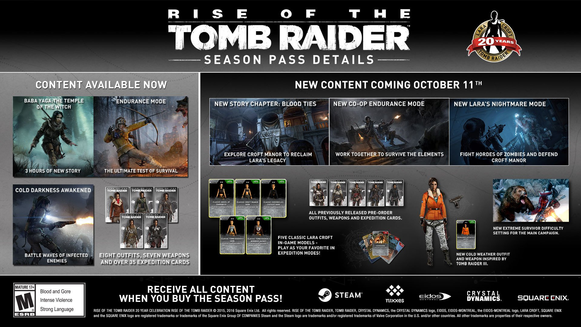 Shadow of the Tomb Raider Season Pass 1