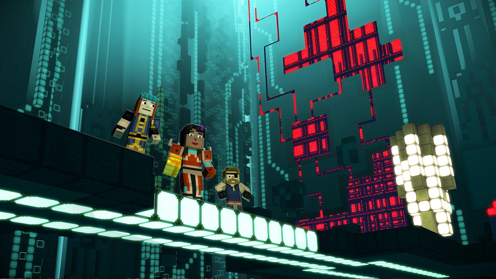 Minecraft Storymode Season Two Telltale Series 2