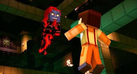 Minecraft Storymode Season Two Telltale Series 4