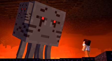 Minecraft Storymode Season Two Telltale Series 7