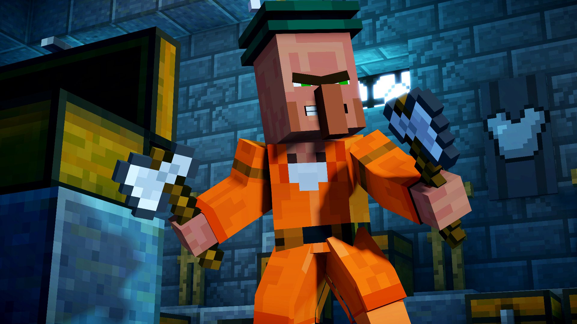 Minecraft Storymode Season Two Telltale Series 5