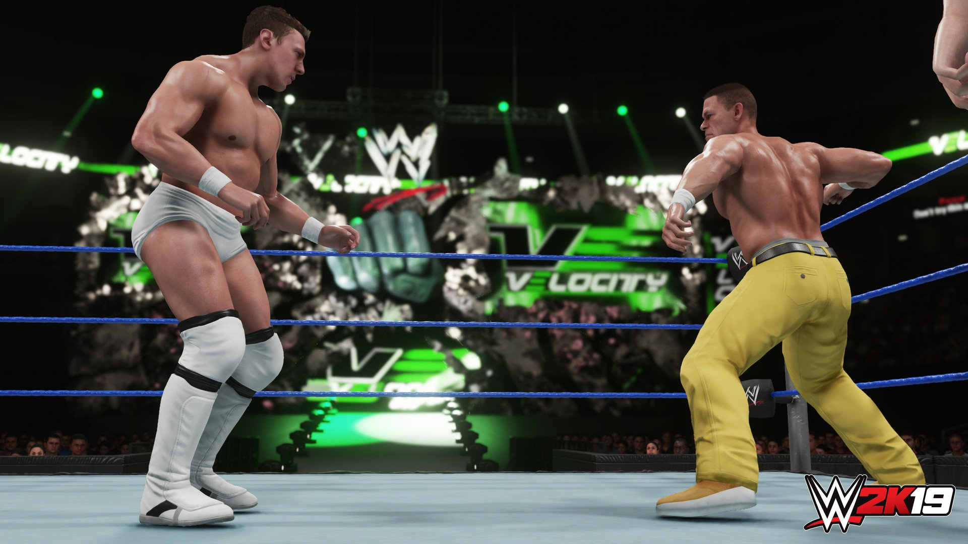 WWE 2K19 3