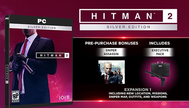 Hitman 2 Silver Edition 6