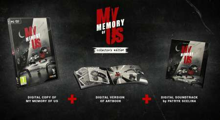 My Memory of Us Collectors Edtion 1