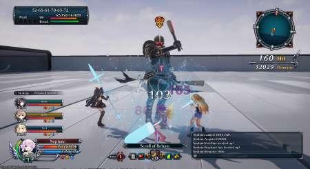 Cyberdimension Neptunia 4 Goddesses Online 16