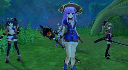Cyberdimension Neptunia 4 Goddesses Online 17