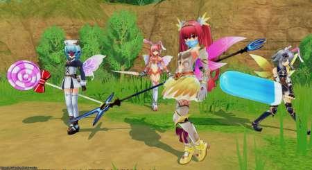 Cyberdimension Neptunia 4 Goddesses Online 19