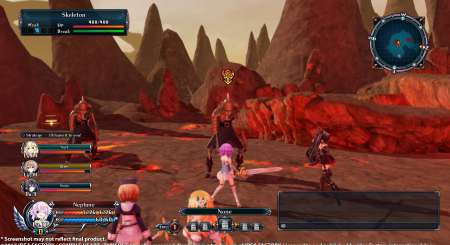 Cyberdimension Neptunia 4 Goddesses Online 2
