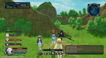 Cyberdimension Neptunia 4 Goddesses Online 4