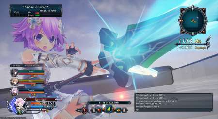 Cyberdimension Neptunia 4 Goddesses Online 8