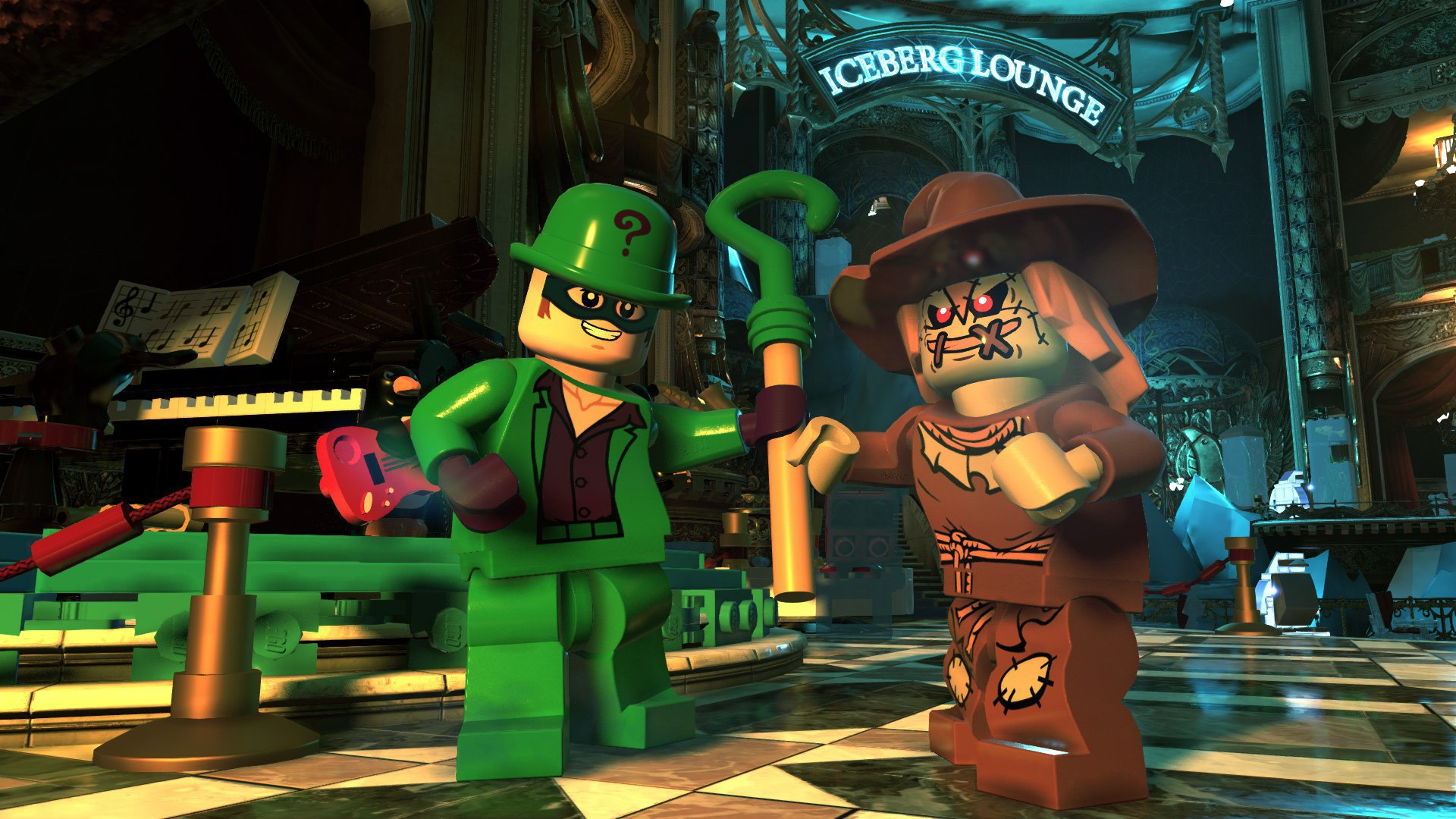 LEGO DC SuperVillains Season Pass 2