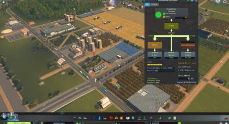 Cities Skylines Industries 4