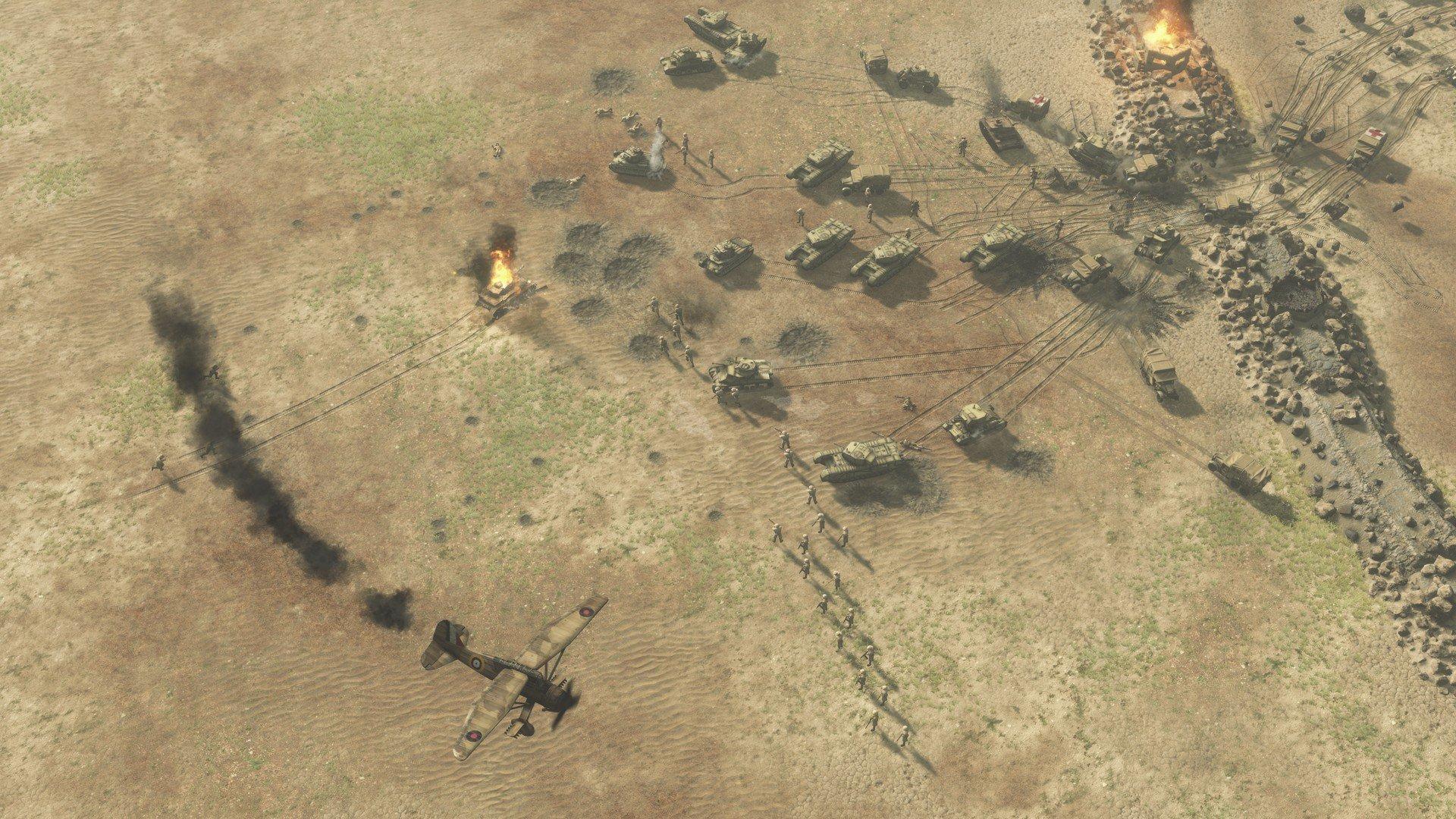 Sudden Strike 4 Africa Desert War 15