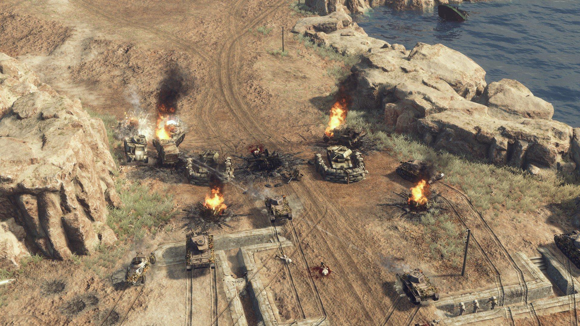 Sudden Strike 4 Africa Desert War 18