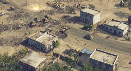 Sudden Strike 4 Africa Desert War 10