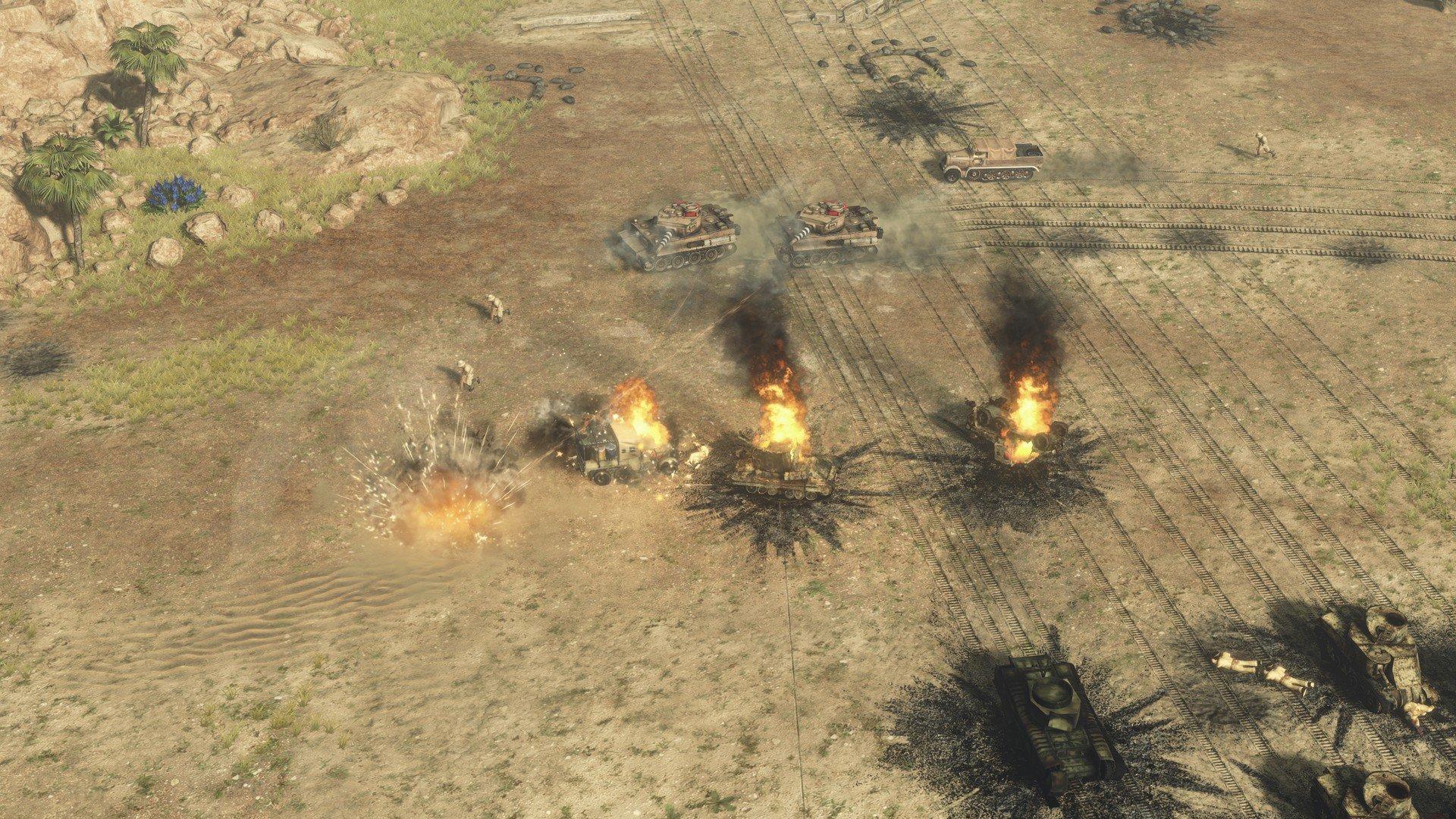 Sudden Strike 4 Africa Desert War 6