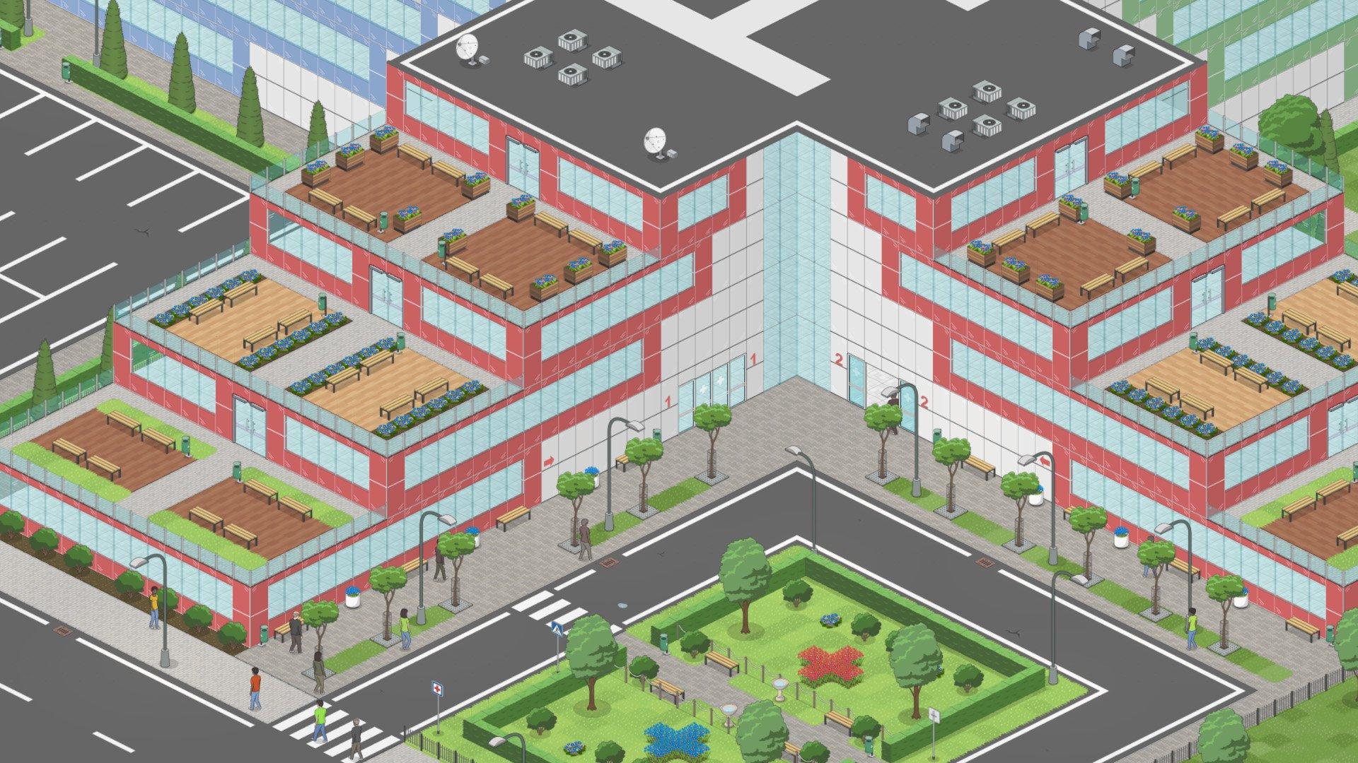 Project Hospital 13