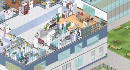 Project Hospital 10
