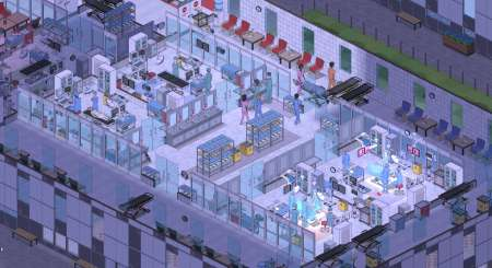 Project Hospital 9