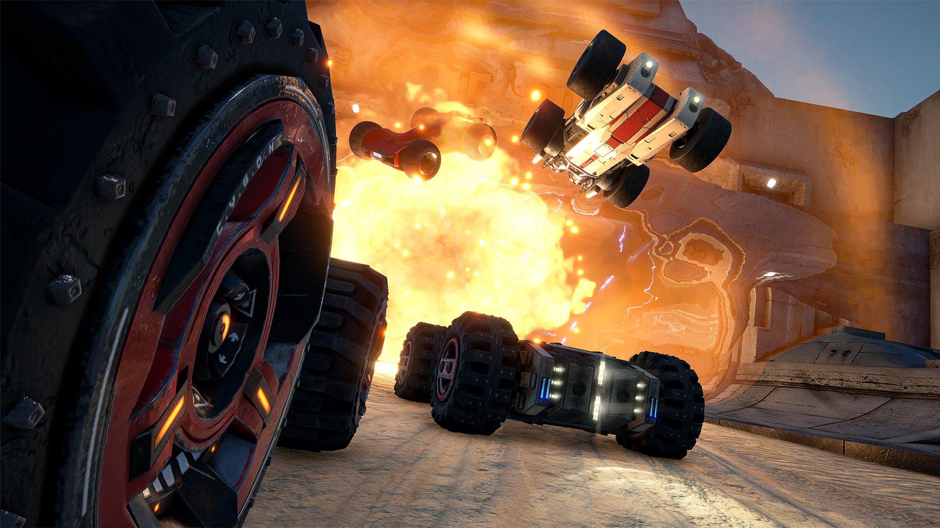 GRIP Combat Racing 10
