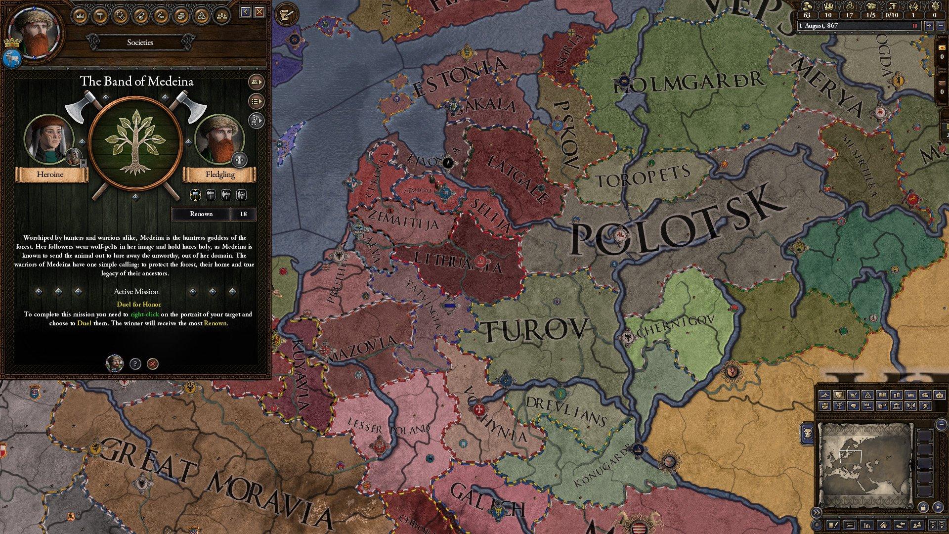 Crusader Kings II Holy Fury 5