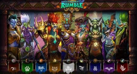15x Hearthstone Rastakhans Rumble 2