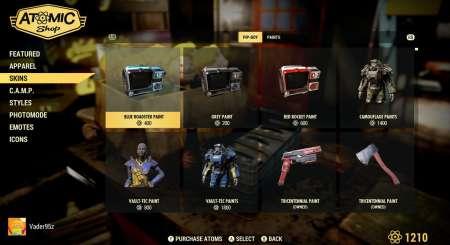 Fallout 76 2000+400 Atoms 2