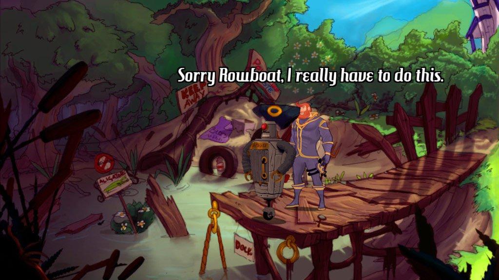 Kaptain Brawe A Brawe New World 2