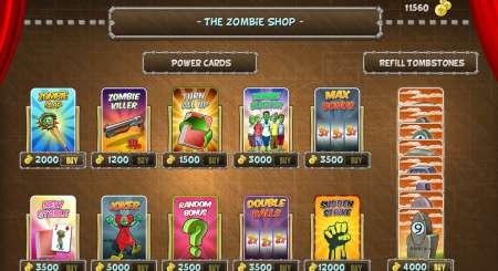 Zombie Solitaire 5