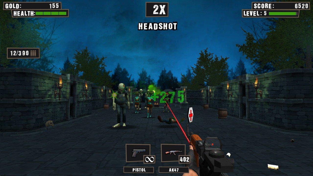 Zombie Camp Last Survivor 16