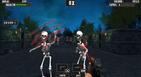 Zombie Camp Last Survivor 1