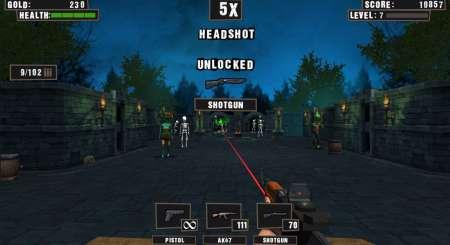 Zombie Camp Last Survivor 4