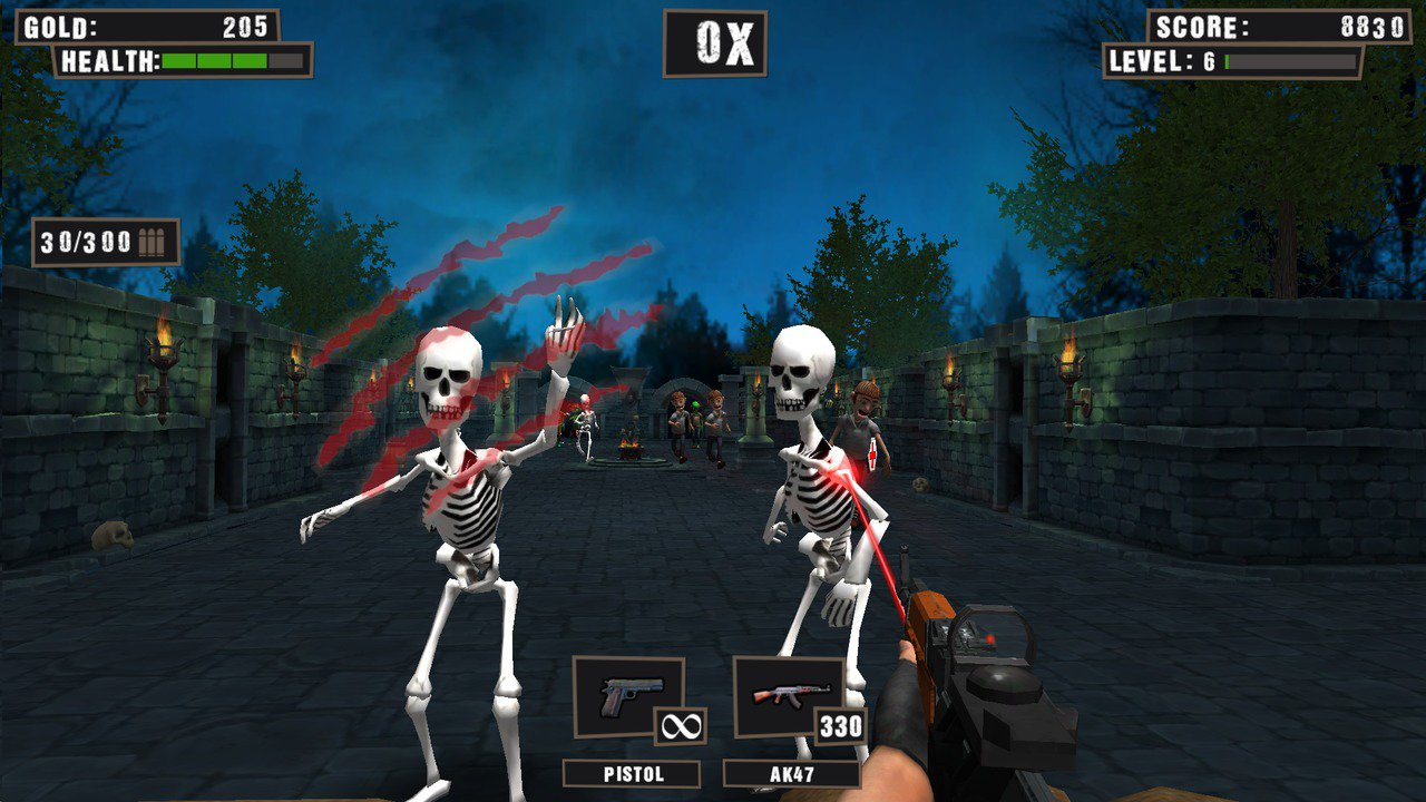 Zombie Camp Last Survivor 9