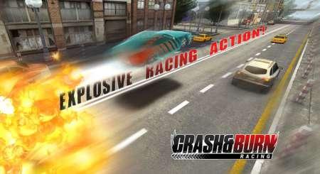 Crash and Burn Racing 1