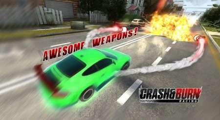 Crash and Burn Racing 2
