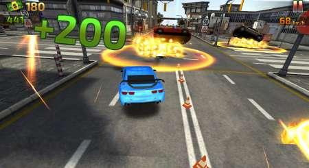 Crash and Burn Racing 4