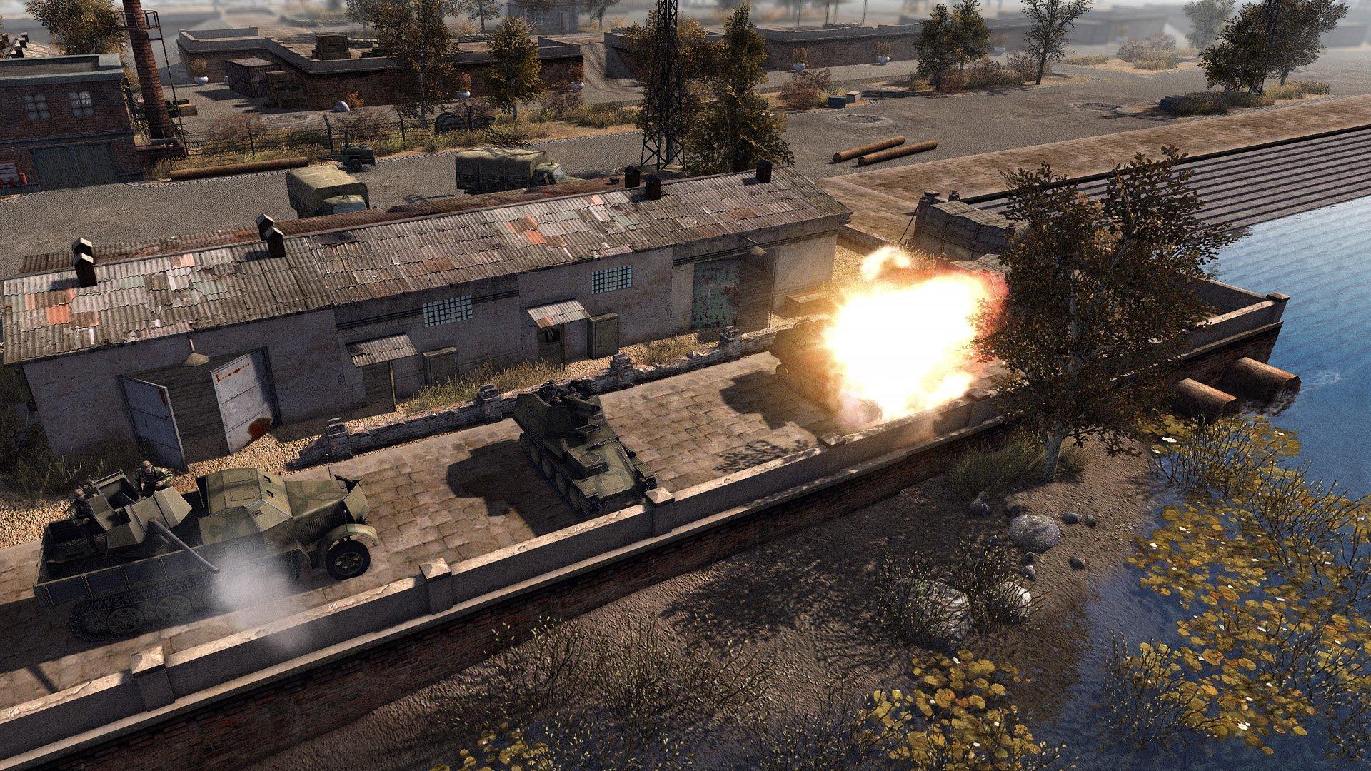 Men of War Assault Squad 2 Ostfront Veteranen 10