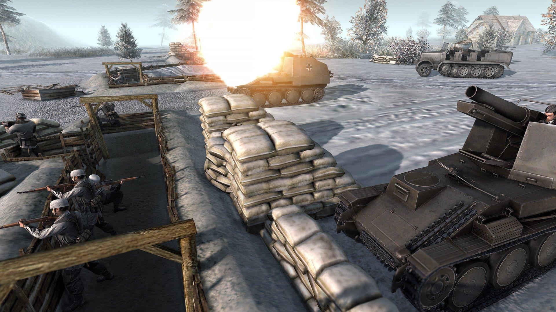 Men of War Assault Squad 2 Ostfront Veteranen 11